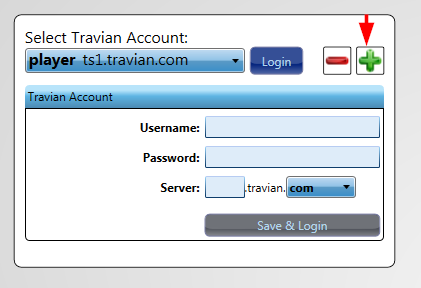 travian bot clear credentials