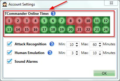 Online Time Schedule
