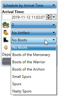 Hero Boots options